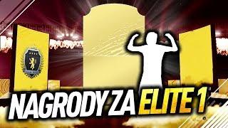 NAGRODY ZA NAJLEPSZĄ RANGĘ W GRZE!!! ELITA 1 w FIFA 20