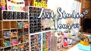 ART STUDIO TOUR 2017 - MissKerrieJ -