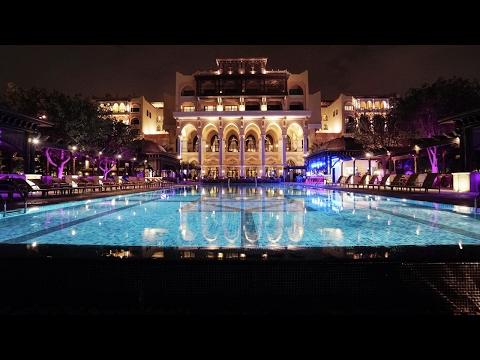 Horizon Club Executive Suite, Shangri-La Hotel in Abu Dhabi