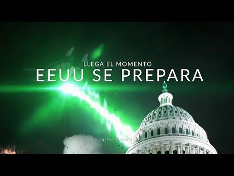 ESTADOS UNIDOS Y OTRAS NACIONES SE PREPARAN LLEGA EL MOMENTO