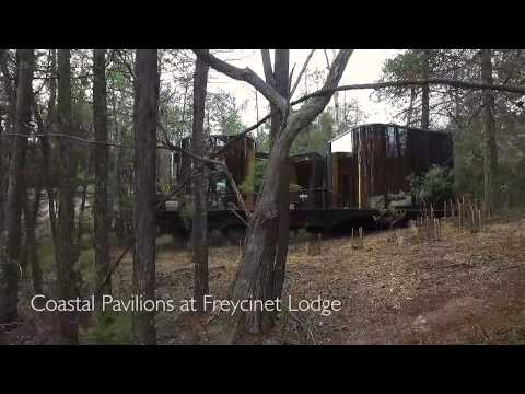 Accommodation in Freycinet National Park - Coastal Pavilions