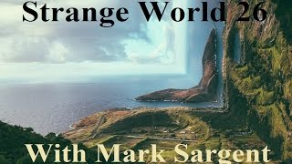 Flat Earth Mail Bag - SW26 - Mark Sargent ✅