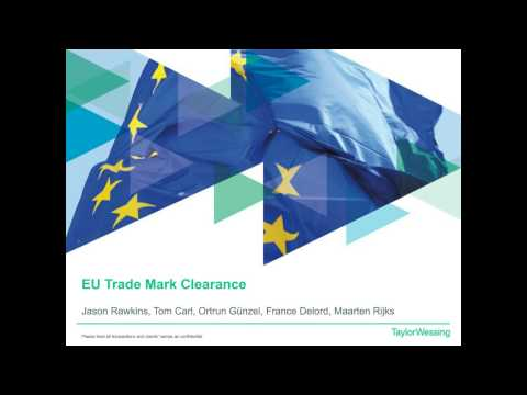 Navigating trade mark clearance searches across Europe