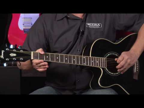 Learn Acoustic Guitar Lesson: Embellish Open Cowboy Chords