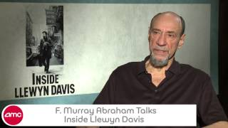 f murray abraham chats inside llewyn davis with amc
