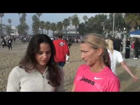 USATF SCA 2011 5 km Championships Redondo Tania Fi...