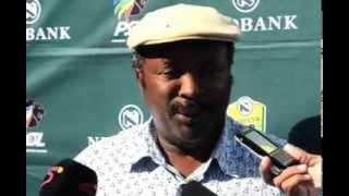 Jomo Sono - Nedbank Cup interview