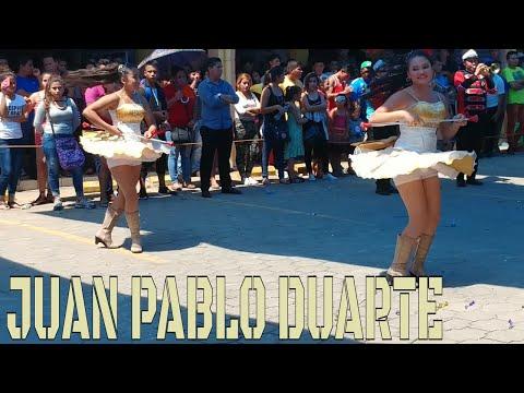 #5: Juan Pablo Duarte. Categoría Urbana. Concurso de Bandas en Mega Plaza El Ceibillo 2017