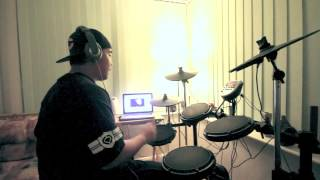Kamikazee feat. Kyla - Huling Sayaw (Drum cover)