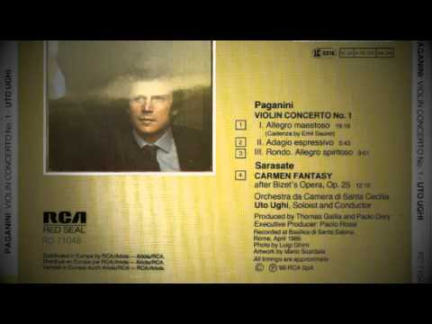 Paganini  Violin Concerto 1