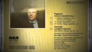 Paganini - Violin Concerto 1