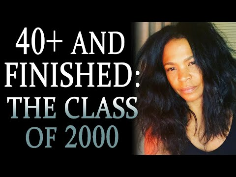9-13-2021: 40+ and Finished - The Class of 2000