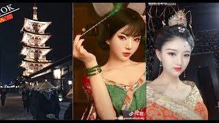 [Tik Tok China] Những bộ trang phục cổ trang của tiktok trung quốc #4