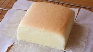 像棉花一样柔软细腻的日式棉花蛋糕