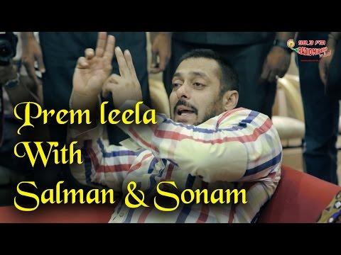 Prem Leela With Salman & Sonam | Radio Mirchi