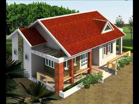 Các bước cơ bản để xây một ngôi nhà cấp 4 đơn giản