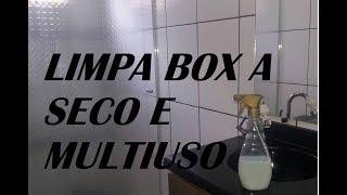 LIMPA BOX A SECO E MULTIUSO