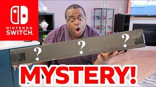 NINTENDO MYSTERY BOX! [June 2017]