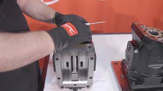 Danfoss Power Solutions – Series 51 Motor Assembly