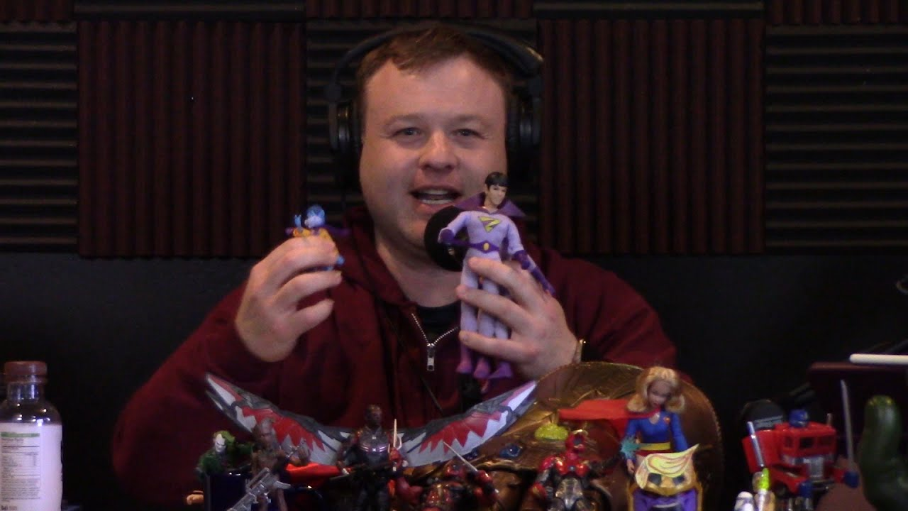 4d71b89082c Frank Caliendo Playing with Dolls on Comic Playground Podcast  (Voicing Impressions of Toy Figures)