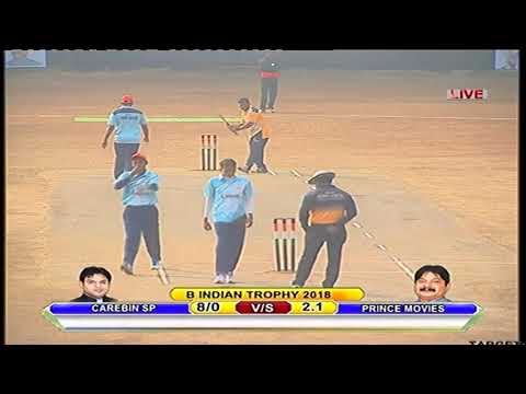 CARIBBEAN SPORTS V/S PRINCE MOVIES || B.INDIAN TROPHY 2018 || PRINCE MOVIES || DAY 03