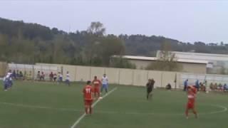 Highlights Atletico Etruria - Cascina 3^ giornata Promozione
