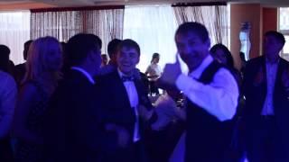 Видео с моей свадьбы, играет группа Гагарина, 6