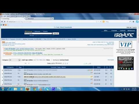 How to Download Movies free using Utorrent...