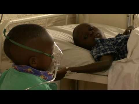 UNICEF: Pneumonia vaccine fights top killer of children in Rwanda