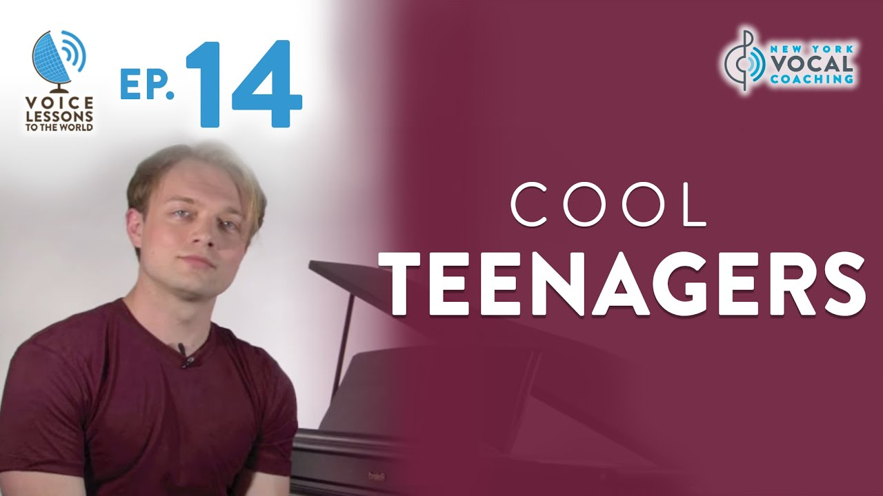 """Ep. 14 """"Cool Teenagers"""" Cover"""