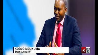 RDC:10 ANS DE LA CONSTITUTION, LE PASSE ET L'AVENIR 1/2 KODJO NDUKUMA