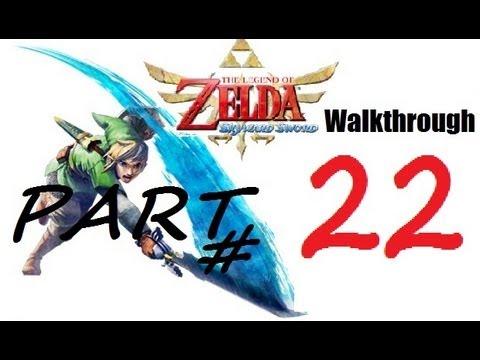 Skyward Sword - Walkthrough Part 22 - Lanayru Desert - Power Generator 1&2/3 - Wii (WiiU)