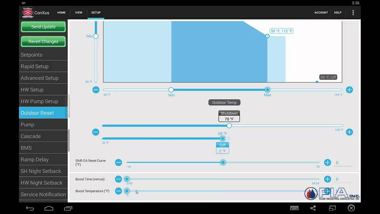 Lochinvar ConXus Remote Connectivity App - YouTube