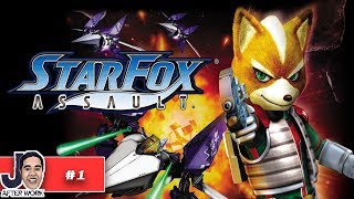 Fortuna - Star Fox: Assault [Part 1]