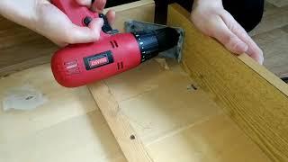 Как сделать стол своими руками. Лёгкий и дешёвый способ обновить стол.