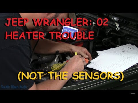 Jeep Wrangler: O2 Heater Codes & What To Do When It's Not The O2 Sensor!?