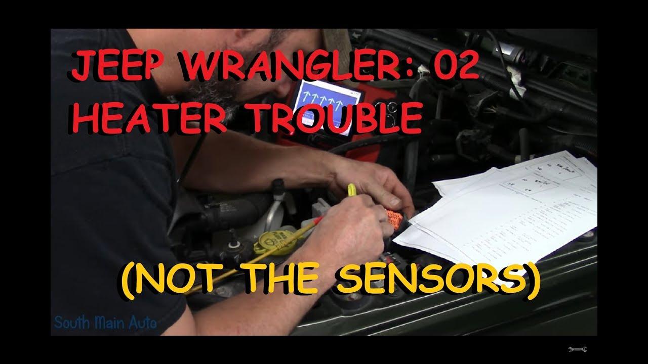 Jeep Tj O2 Sensor