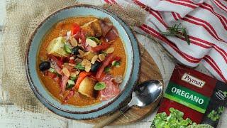 Co na obiad: Gazpacho, czyli hiszpański chłodnik