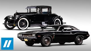 1921 Duesenberg and 1970 Dodge Challenger added to National Historic Vehicle Register | HVA
