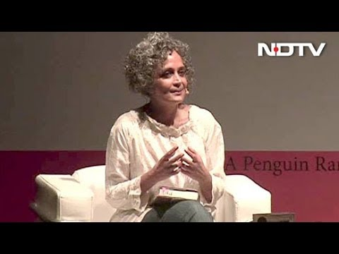 Want To Write About Air We Breathe, But It Has Caste, Gender: Arundhati Roy