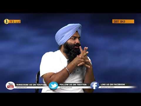 Guru Ki Baat | Episode: 33 | Guest: Gyani Gurdeep Singh | Akaal Channel