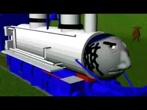 Thomas the tank engine explains the bible