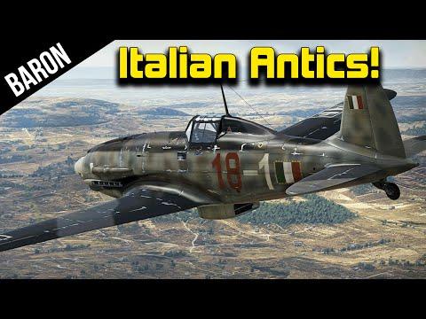 War Thunder Italy Shenanigans w/ PhlyDaily!