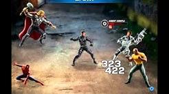 Marvel Avengers Alliance: Online Fight