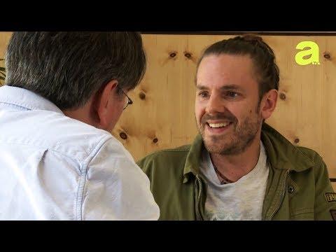 """""""NOUS SOMMES CE QUE NOUS MANGEONS !"""" Guillaume Corpard  - TV Suisse"""