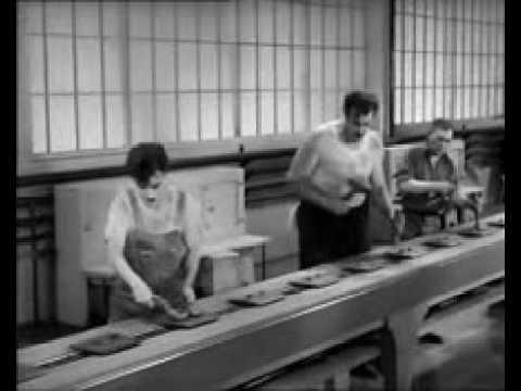 Charlie Chaplin Tempos Modernos - Legendado Portugues - YouTube