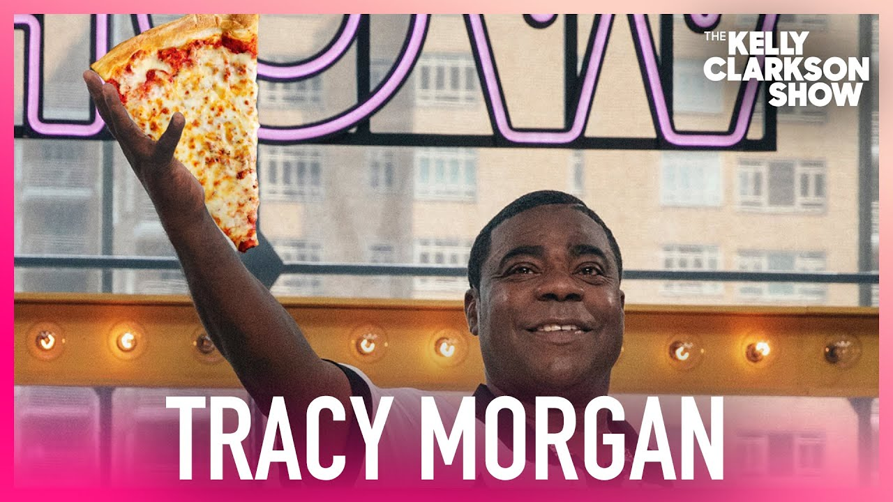 Tracy Morgan Reveals Best NYC Pizza