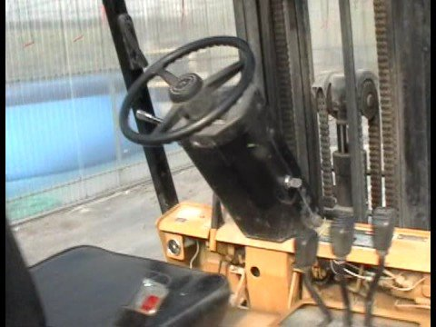 Caterpillar Forklift LP Powered