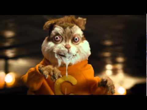 Alvin y las ardillas con rabia youtube for Alvin y las ardillas