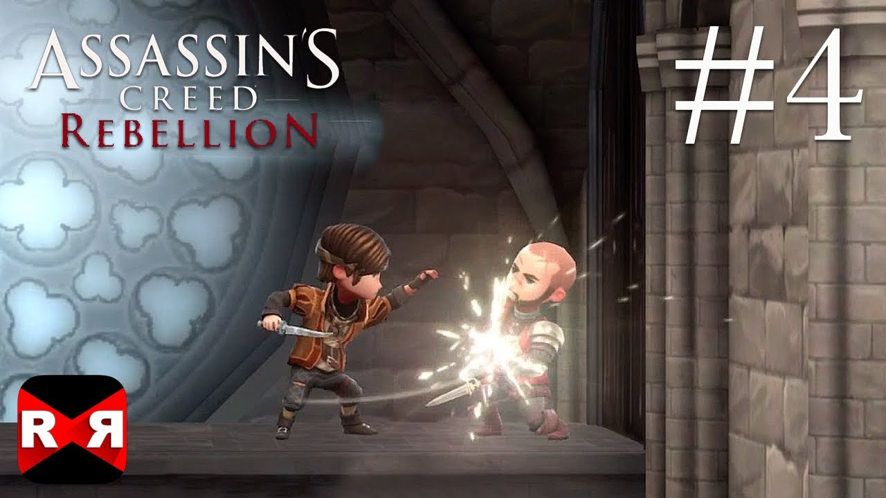 Assassin's Creed: Rebellion - iOS / Android - Gameplay ...